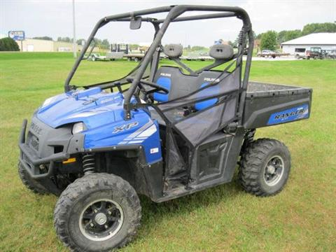 2012 Polaris Ranger XP® 800 Boardwalk Blue LE in Calmar, Iowa