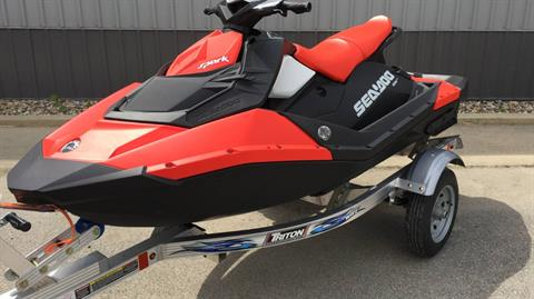 2016 Sea-Doo Spark 3up 900 H.O. ACE w/ iBR & Convenience Package Plus in Atlantic, Iowa