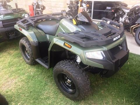 2017 Arctic Cat Alterra 400 in Rockwall, Texas