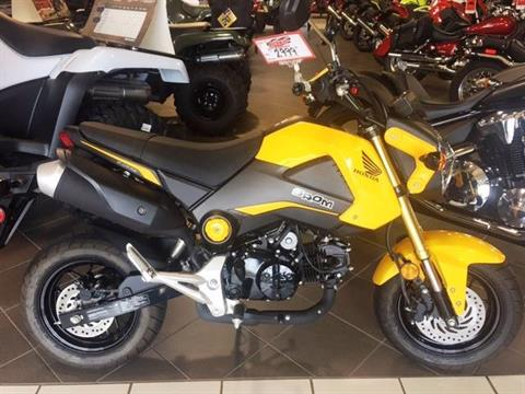2015 Honda Grom® in Rockwall, Texas