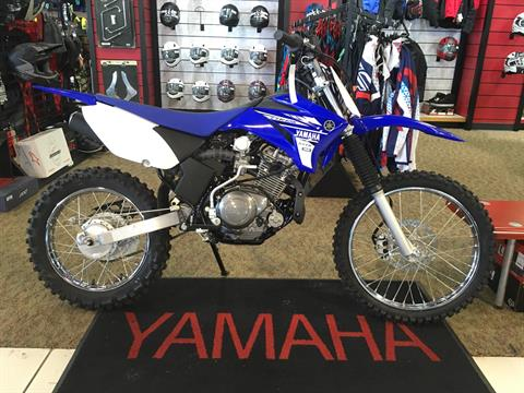 2017 Yamaha TT-R125LE in Rockwall, Texas