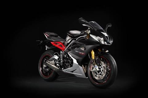 2015 Triumph Daytona 675R ABS in Philadelphia, Pennsylvania