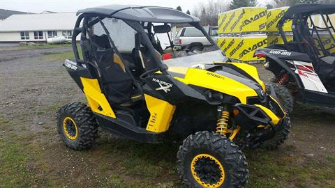 2014 Can-Am Maverick™ X® rs DPS™ 1000R in Presque Isle, Maine