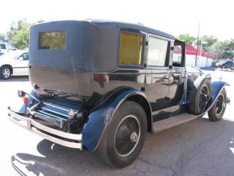 1930 Rolls Royce Phantom 1 in Loveland, Colorado