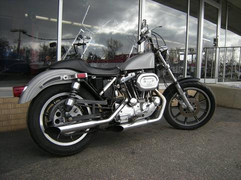 1980 Harley-Davidson XL1200 Sportster in Loveland, Colorado