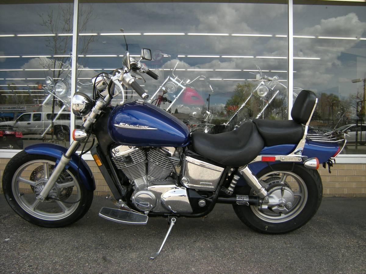 2004 Honda Shadow Spirit in Loveland, Colorado