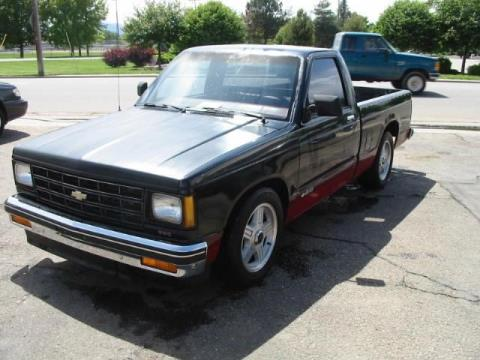 1985 Chevrolet S-10 in Loveland, Colorado