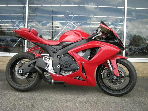2006 Suzuki GSX-R600™ in Loveland, Colorado