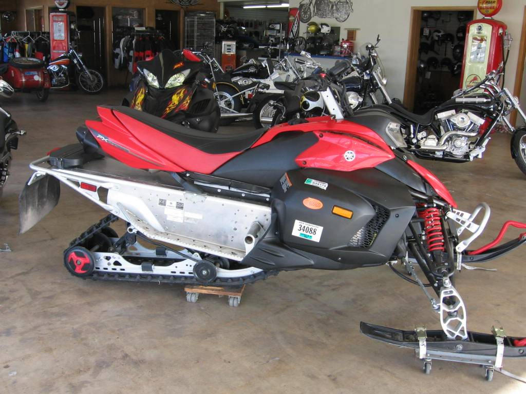 2007 Yamaha Phazer FX in Loveland, Colorado