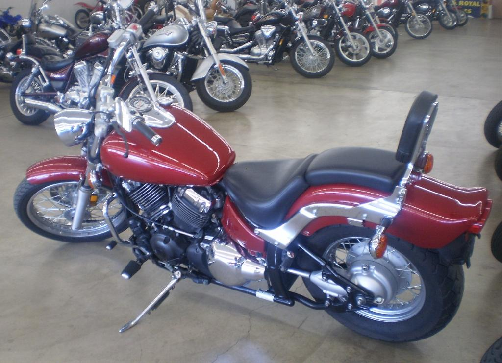 2004 Yamaha V Star® Custom in Loveland, Colorado
