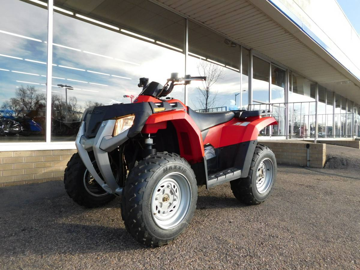 2006 Polaris Hawkeye 2x4 in Loveland, Colorado