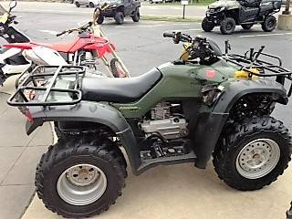 2007 Honda TRX400FA in Amherst, Ohio