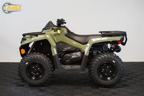 2017 Can-Am Outlander 450 in Oklahoma City, Oklahoma