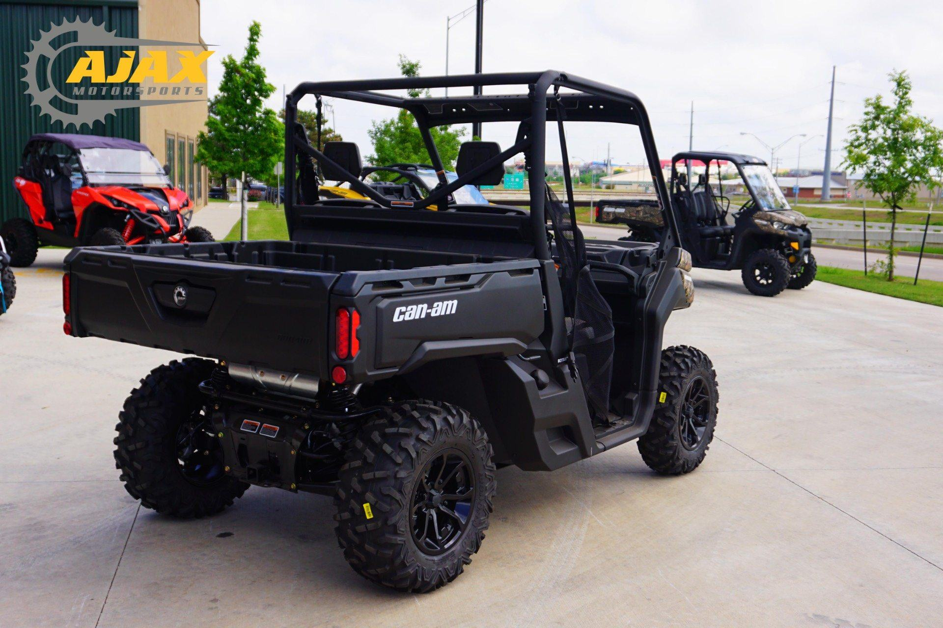 2017 Can-Am Defender DPS HD10 in Oklahoma City, Oklahoma