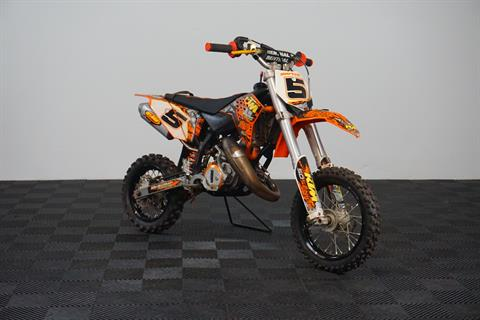 2012 KTM 50 SX in Oklahoma City, Oklahoma
