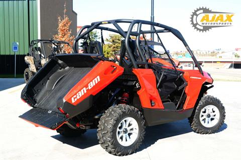 2016 Can-Am Commander DPS 800R in Oklahoma City, Oklahoma
