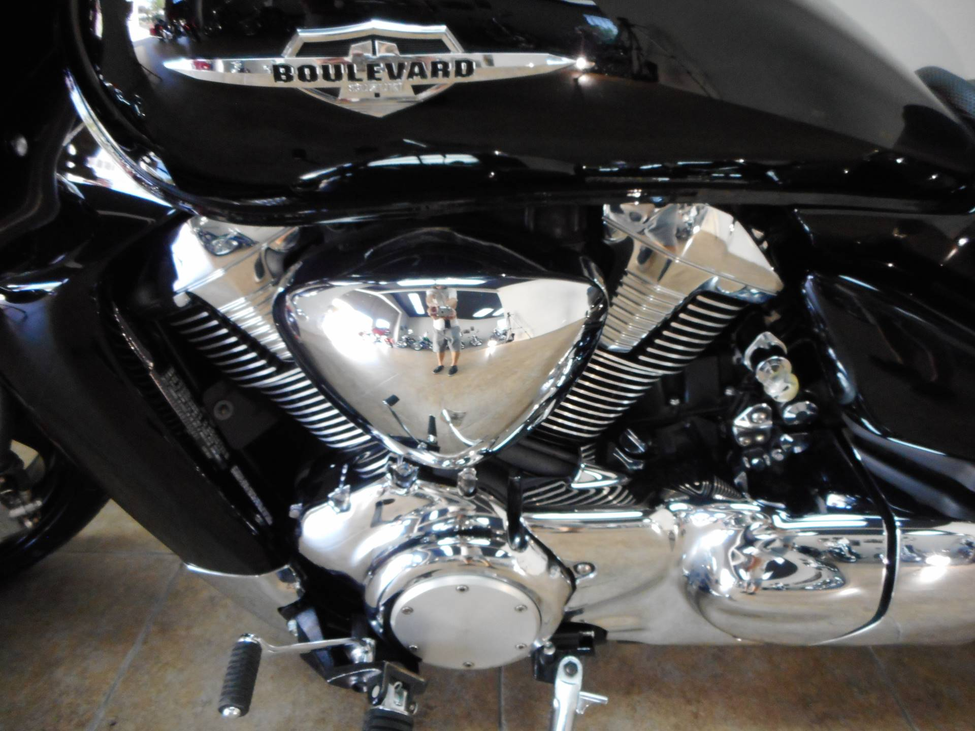 2011 Suzuki Boulevard M109R Limited Edition in Temecula, California