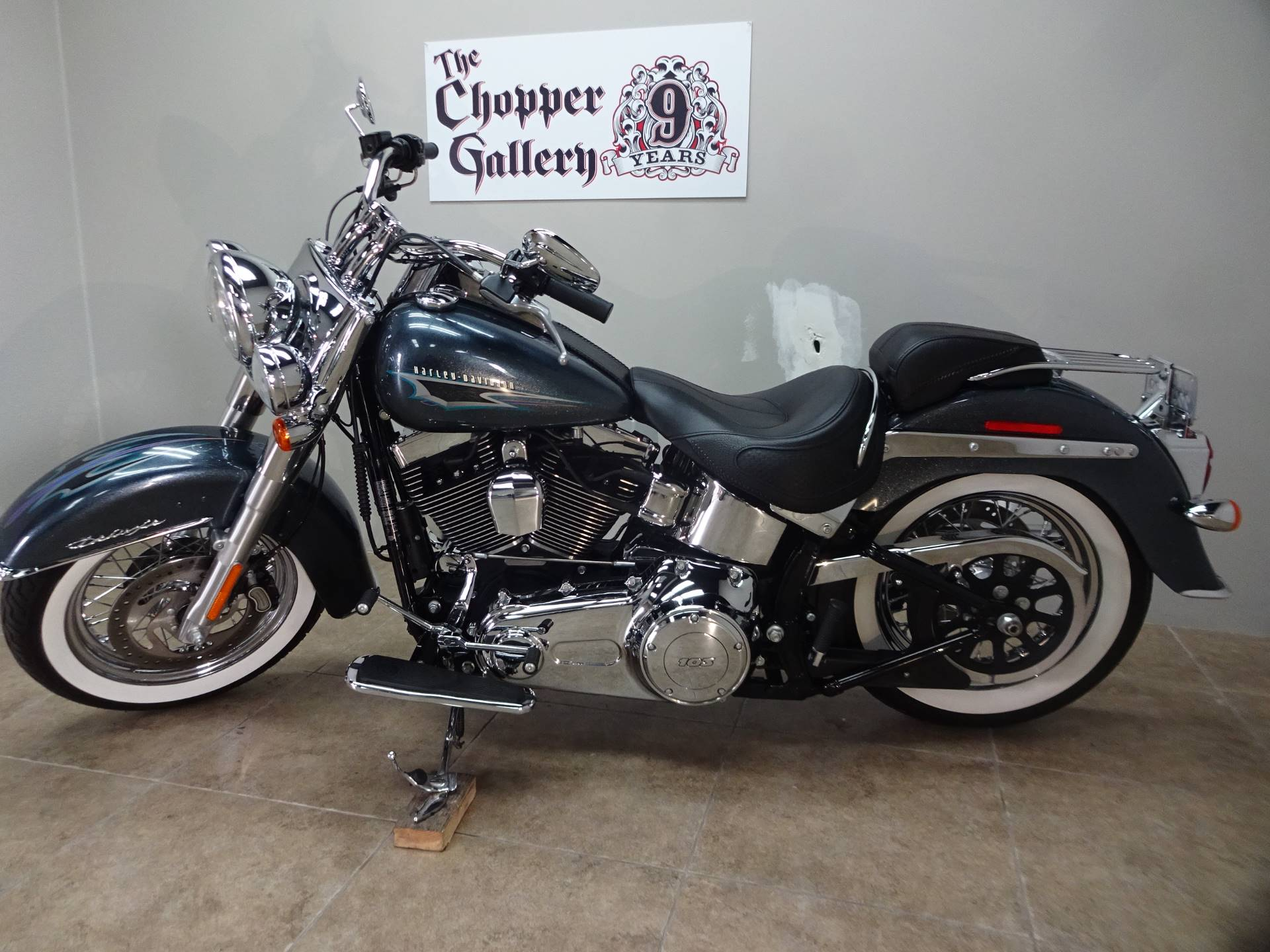 2015 Harley-Davidson Softail® Deluxe in Temecula, California