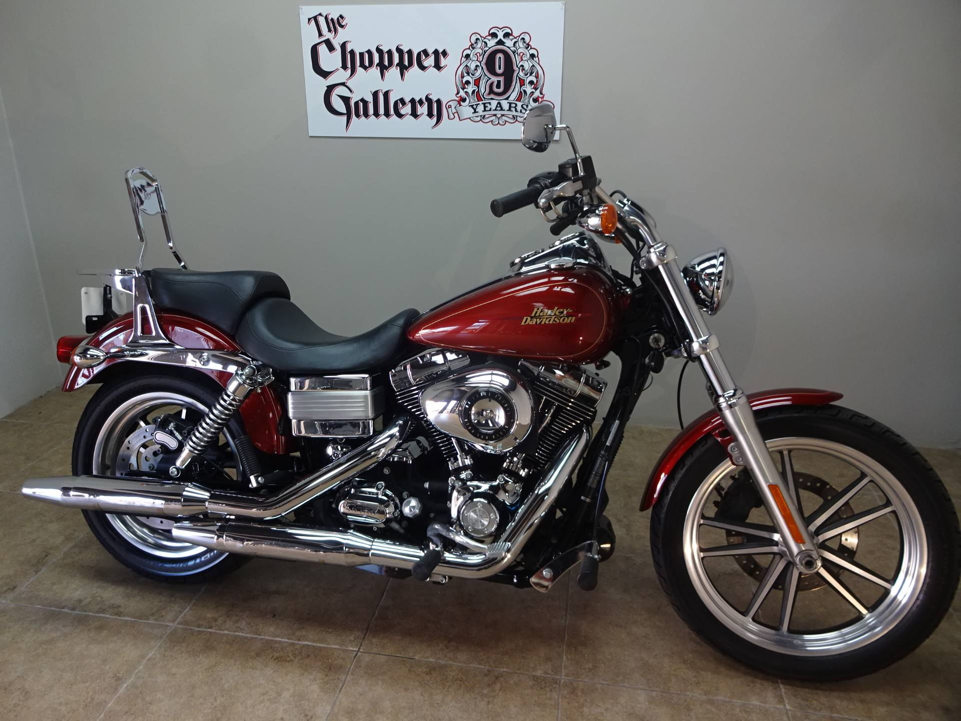 2009 Harley-Davidson Dyna® Low Rider® in Temecula, California