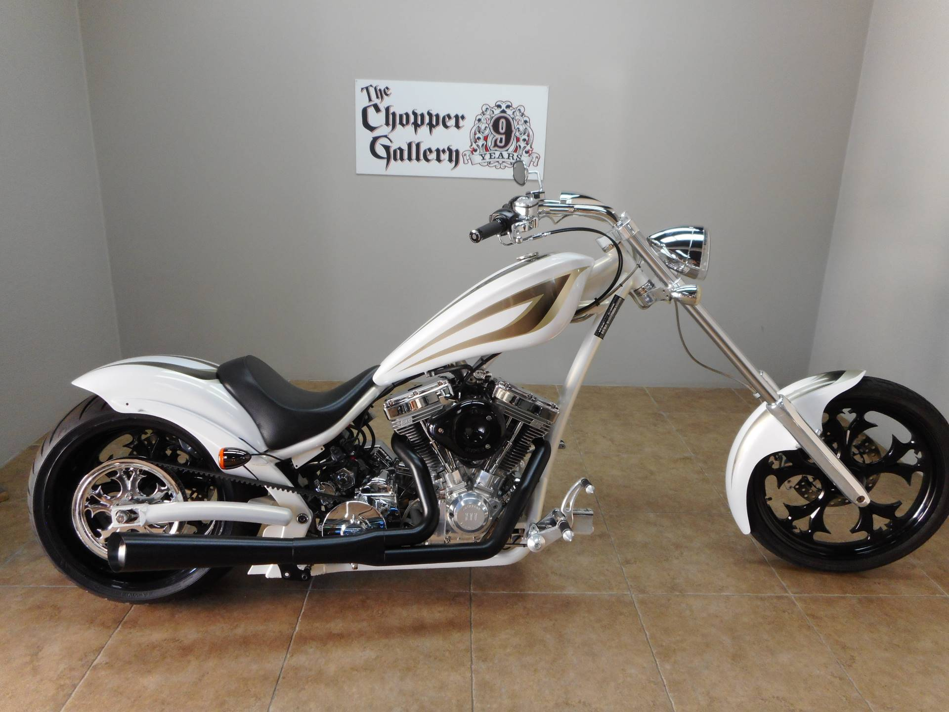 2008 American Ironhorse Texas Chopper® in Temecula, California