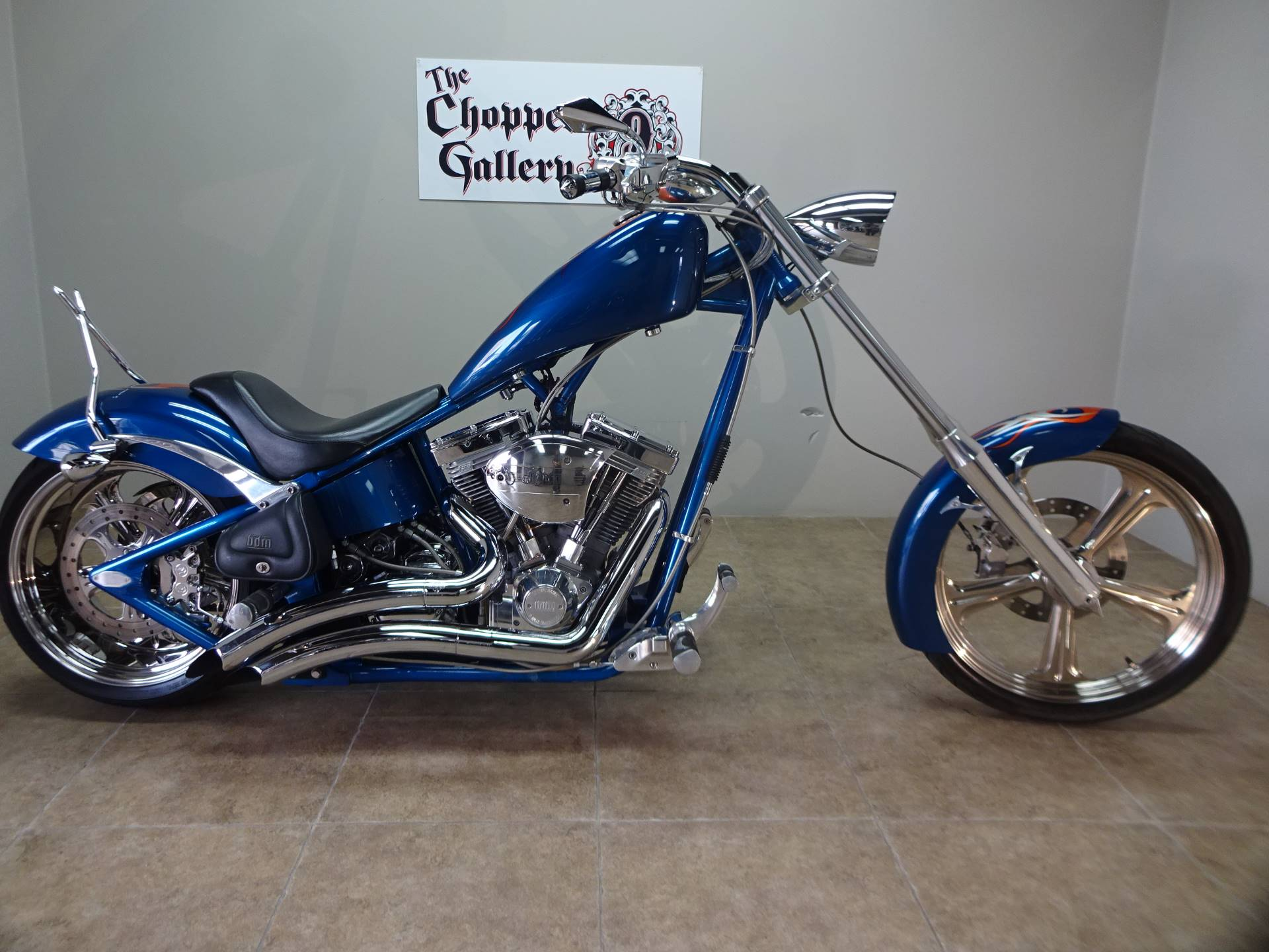 2004 Big Dog Motorcycles Chopper in Temecula, California