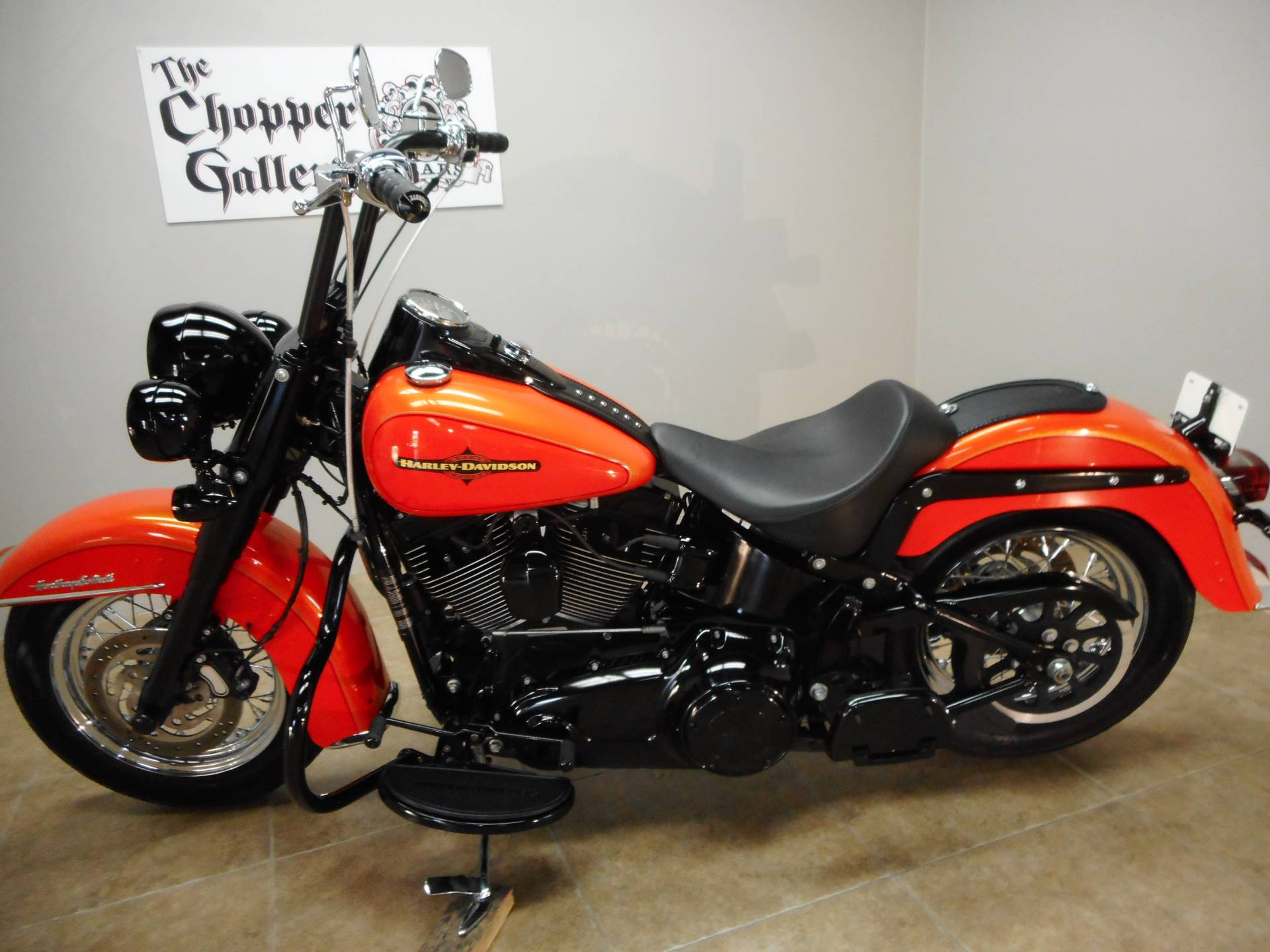 2012 Harley-Davidson Heritage Softail® Classic in Temecula, California