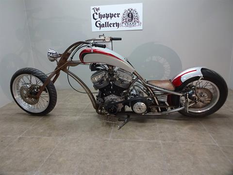 2008 Custom PAN BOBBER - HAND BUILT in Temecula, California