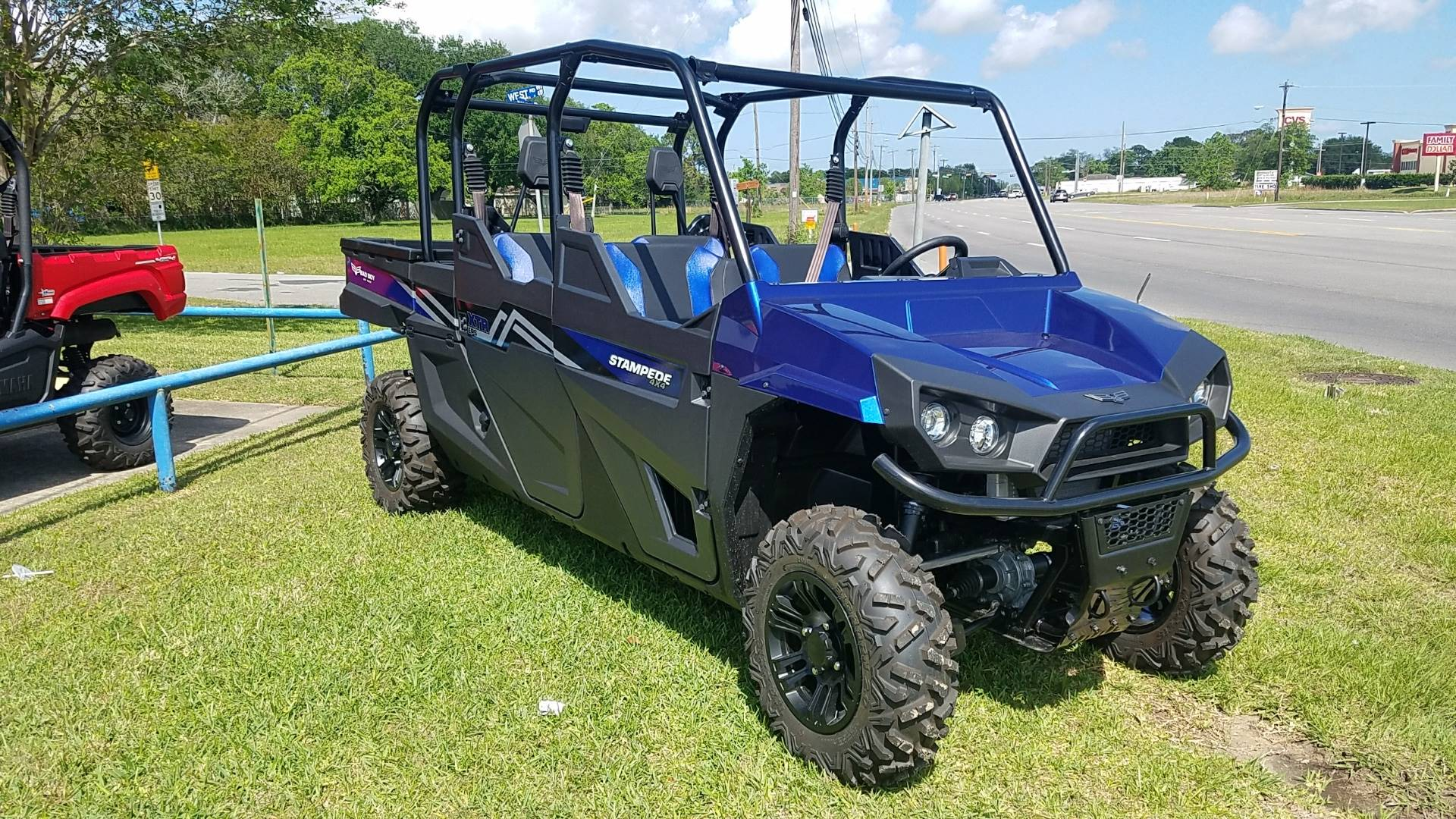 2017 Bad Boy Off Road Stampede XTR EPS Plus in Texas City, Texas