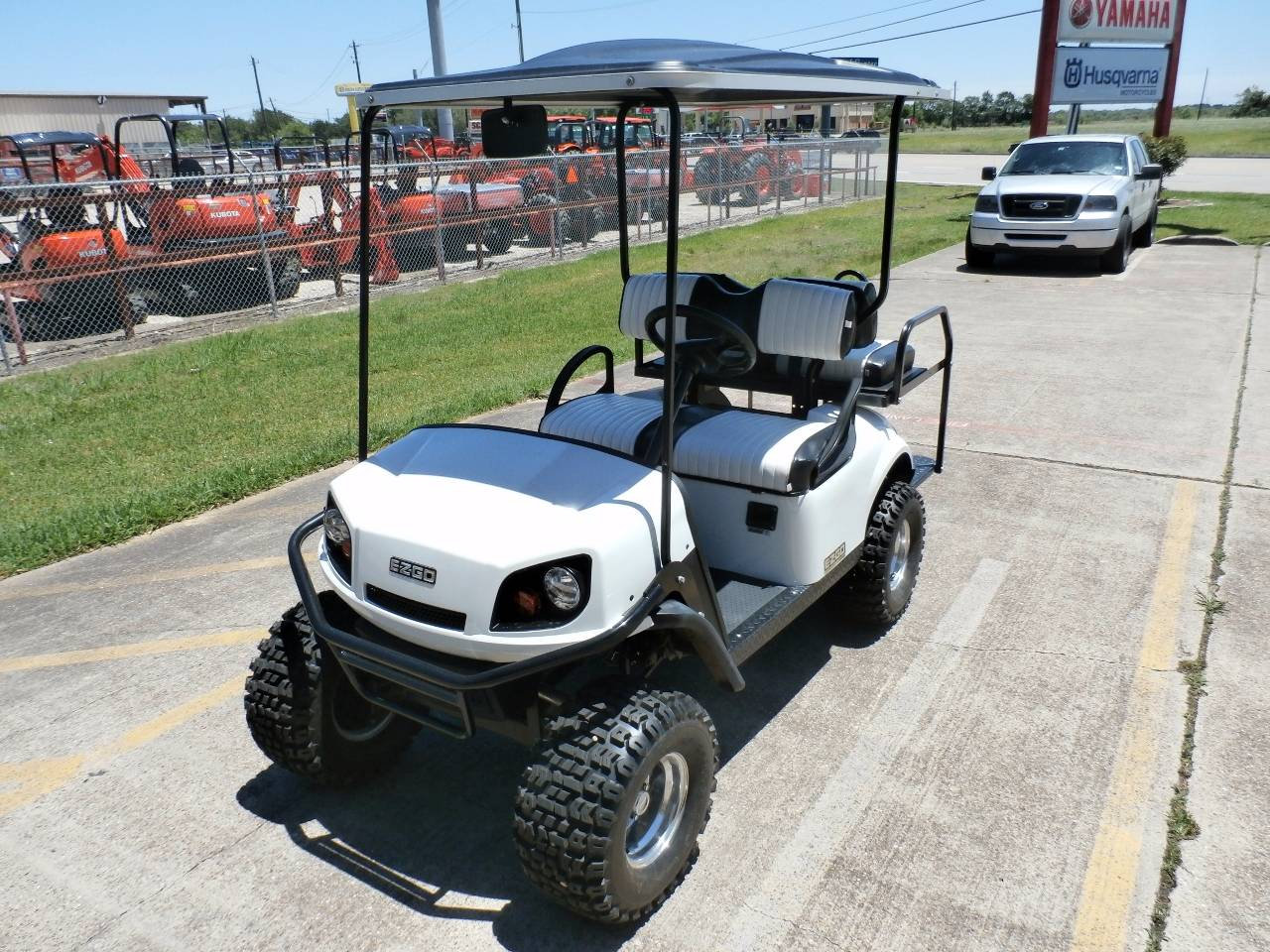 2015 E-Z-Go Express S4 High Output in Webster, Texas