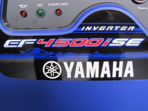 2016 Yamaha EF4500iSE in Webster, Texas
