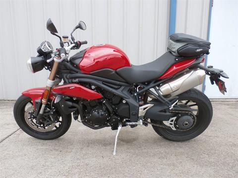 2011 Triumph Speed Triple in Webster, Texas