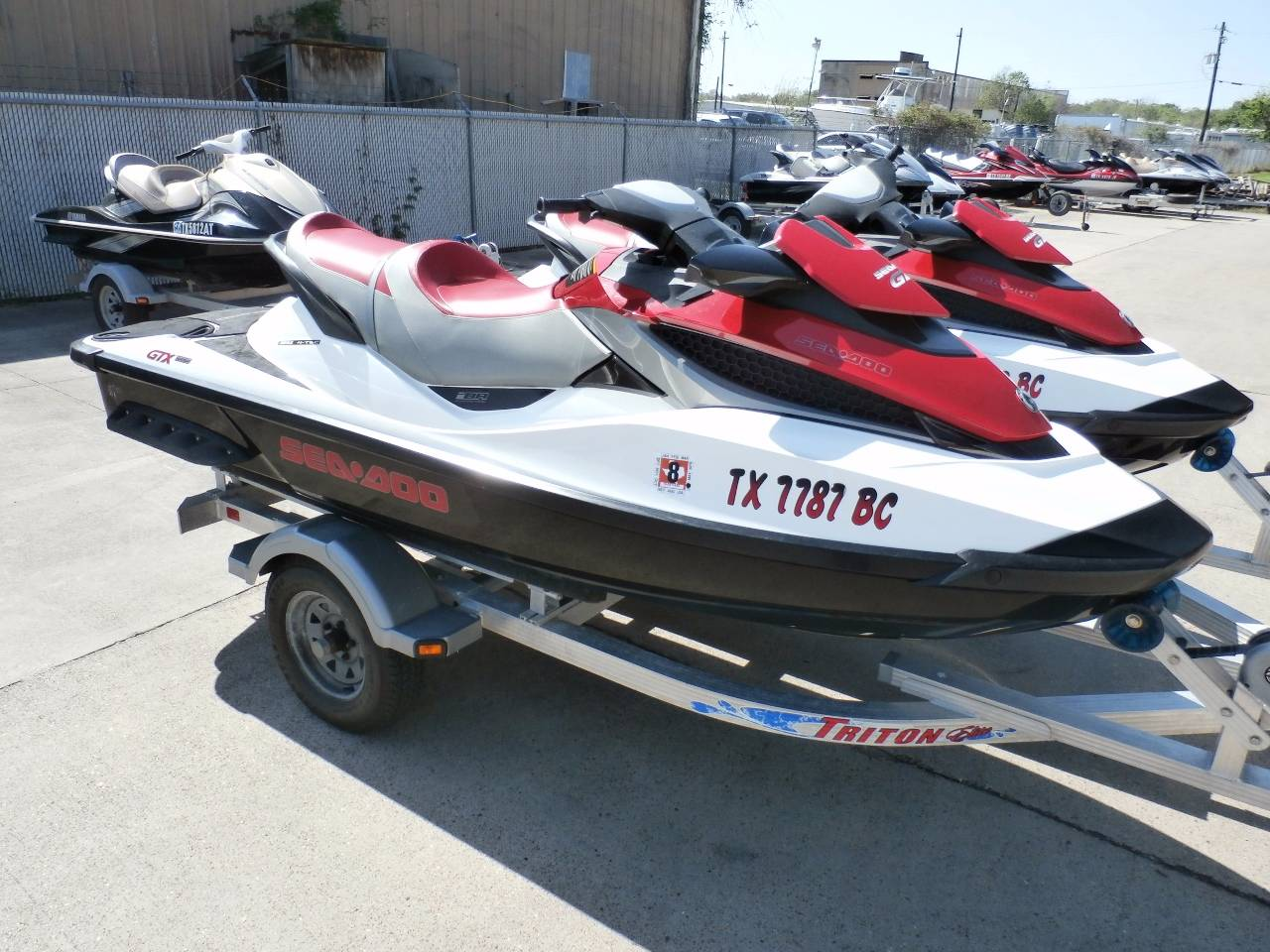 2010 Sea-Doo GTX 155 in Webster, Texas