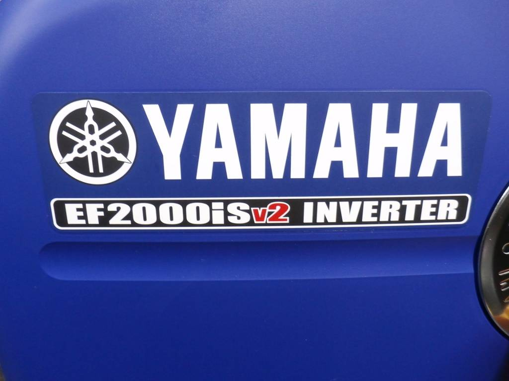 2016 Yamaha EF2000iSv2 in Webster, Texas