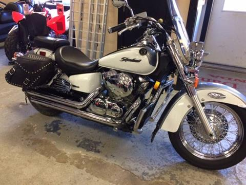 2005 Honda Shadow Aero® 750 in Littleton, New Hampshire