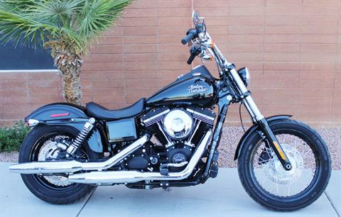 2017 Harley-Davidson Street Bob® in Kingman, Arizona