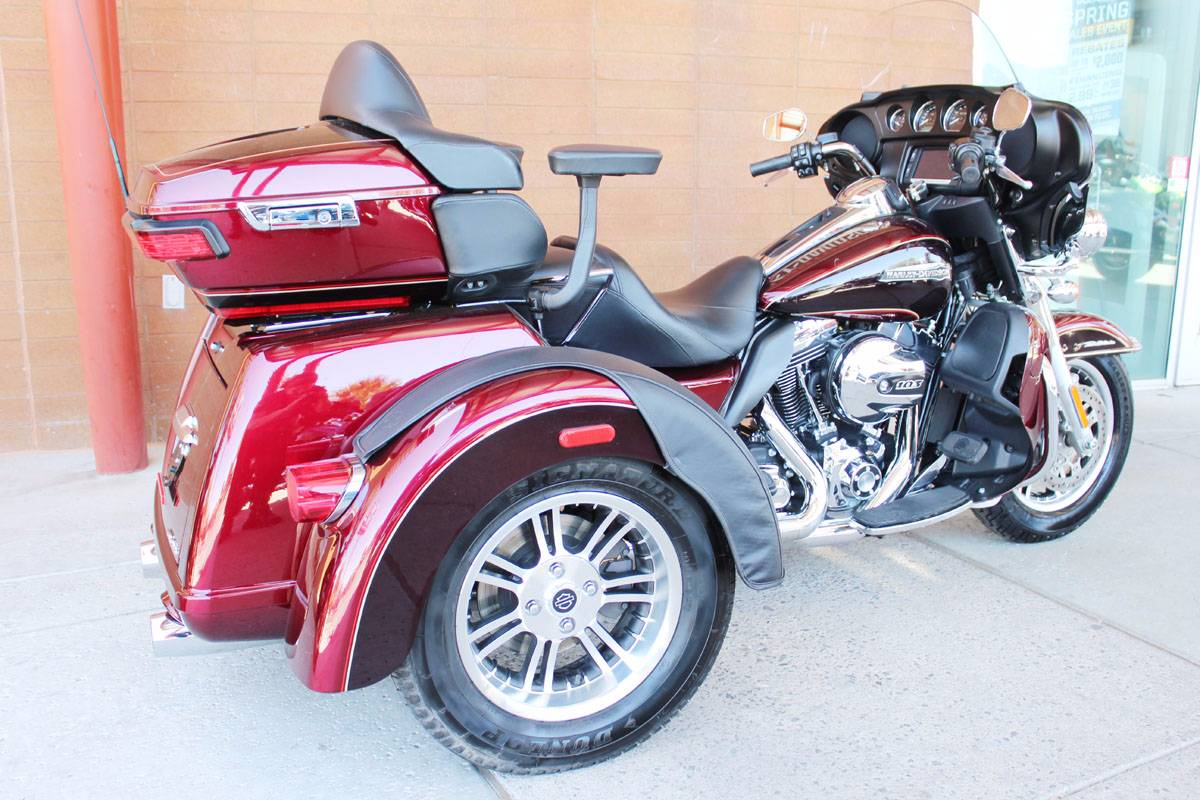 2014 Harley-Davidson Tri Glide® Ultra in Kingman, Arizona