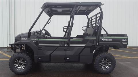 2017 Kawasaki Mule PRO-FXT EPS LE in Cambridge, Ohio