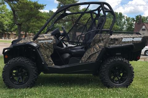 2017 Can-Am Commander XT 800R in Cambridge, Ohio