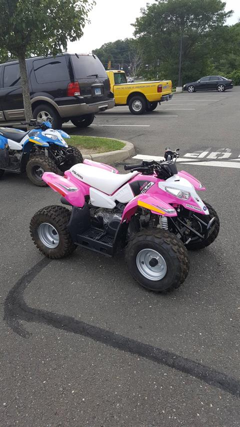 2015 Polaris Outlaw® 50 in Danbury, Connecticut