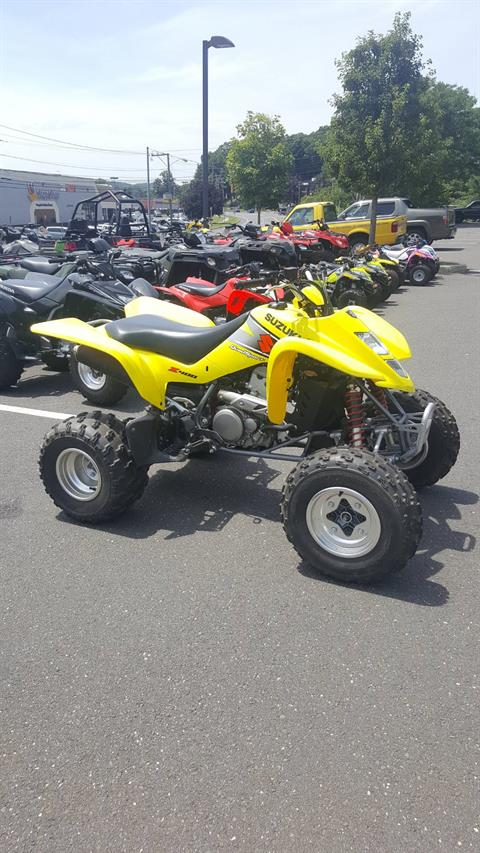 2003 Suzuki QuadSport® Z400 in Danbury, Connecticut
