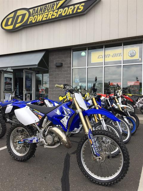 2005 Yamaha YZ125 in Danbury, Connecticut