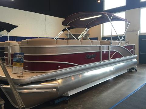 2016 Sweetwater Premium Edition 240 WB in Bridgeport, New York