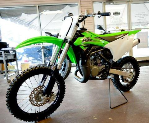 2017 Kawasaki KX85 in Clearwater, Florida