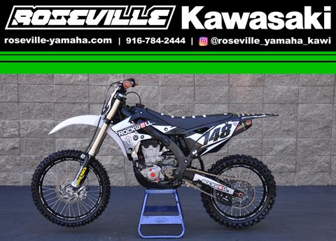 2014 Kawasaki KX™450F in Roseville, California