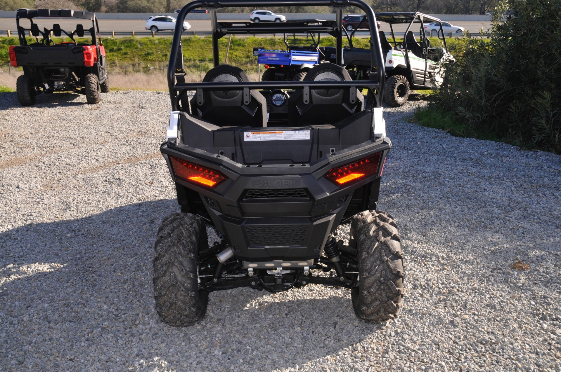 2017 Polaris RZR 900 in Roseville, California