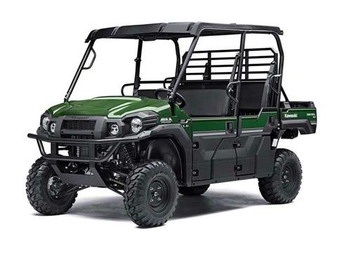 2016 Kawasaki Mule PRO-DXT EPS LE Timberline Green in Roseville, California