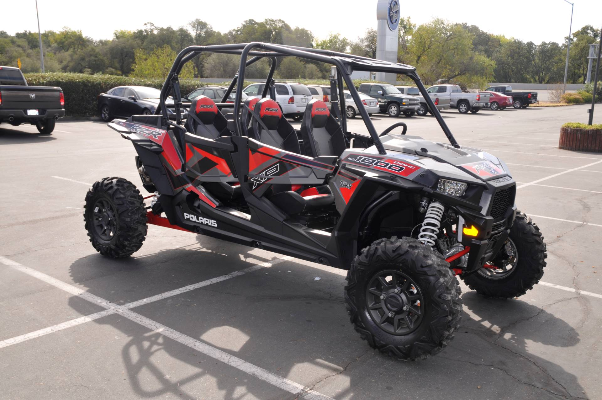 2017 Polaris RZR XP 4 1000 EPS in Roseville, California