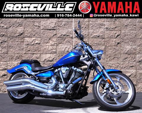 2008 Yamaha Raider in Roseville, California