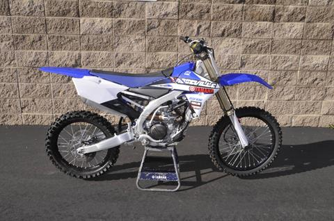 2016 Yamaha YZ250F in Roseville, California