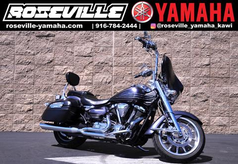 2007 Yamaha Stratoliner S in Roseville, California